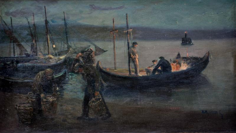 Before fishing