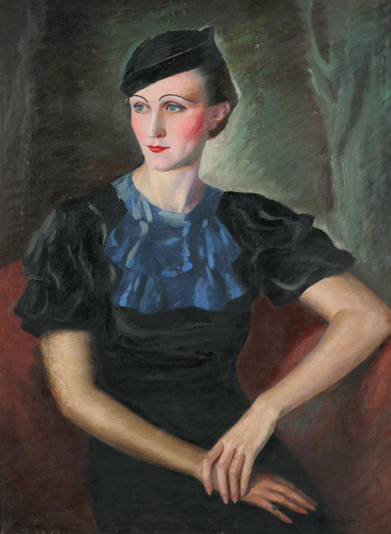 Portrait of Nusa