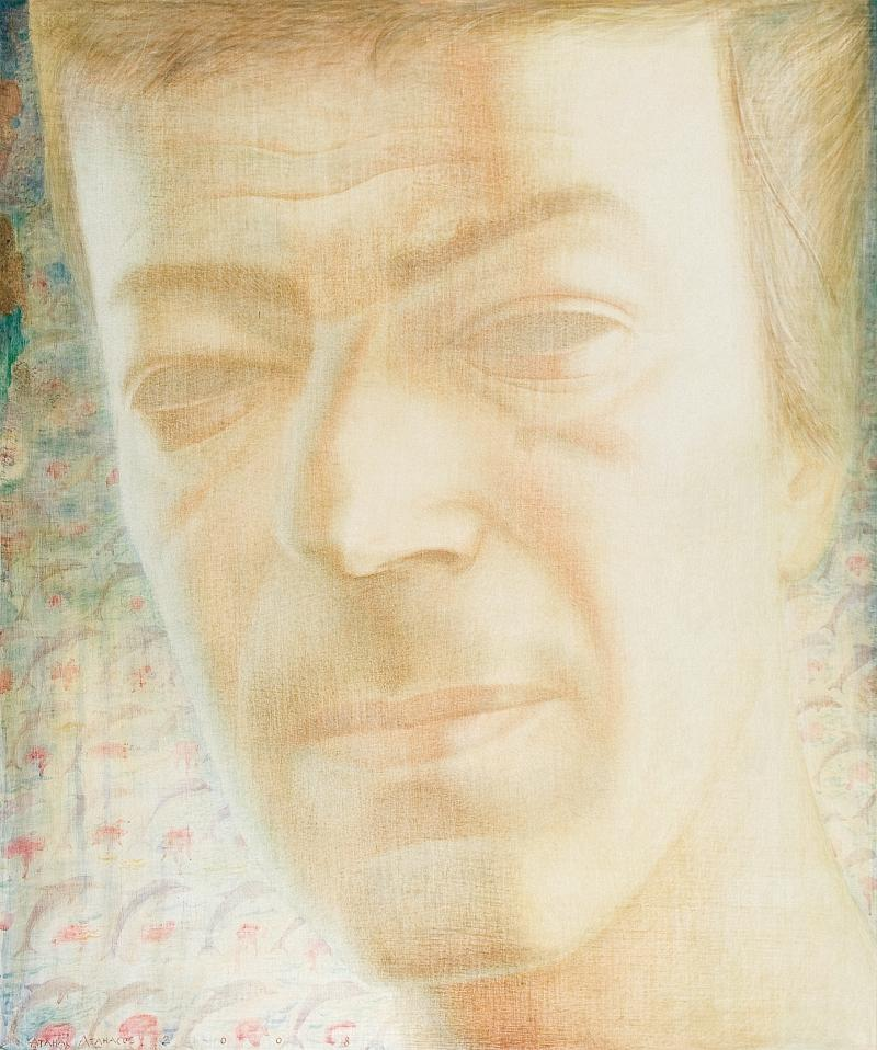 Portrait of Hristo Fotev