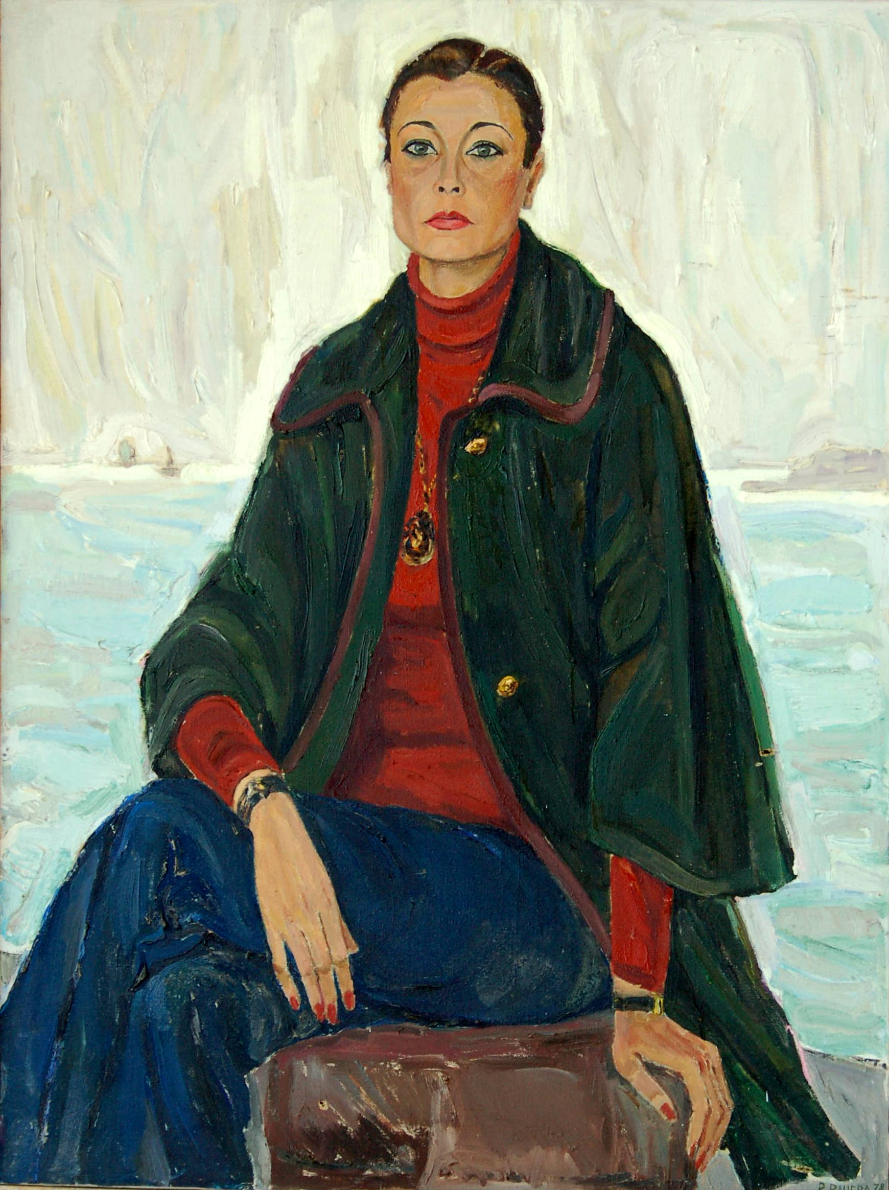 Portrait of Donna