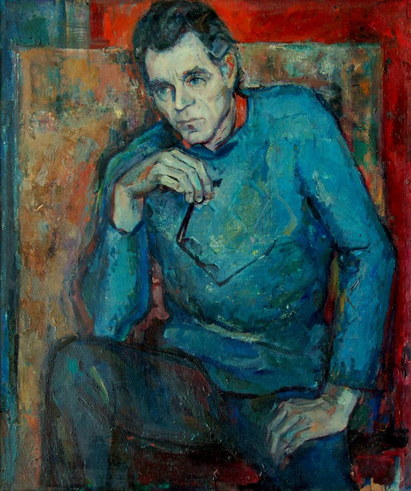 Portrait of Dechko Stoev