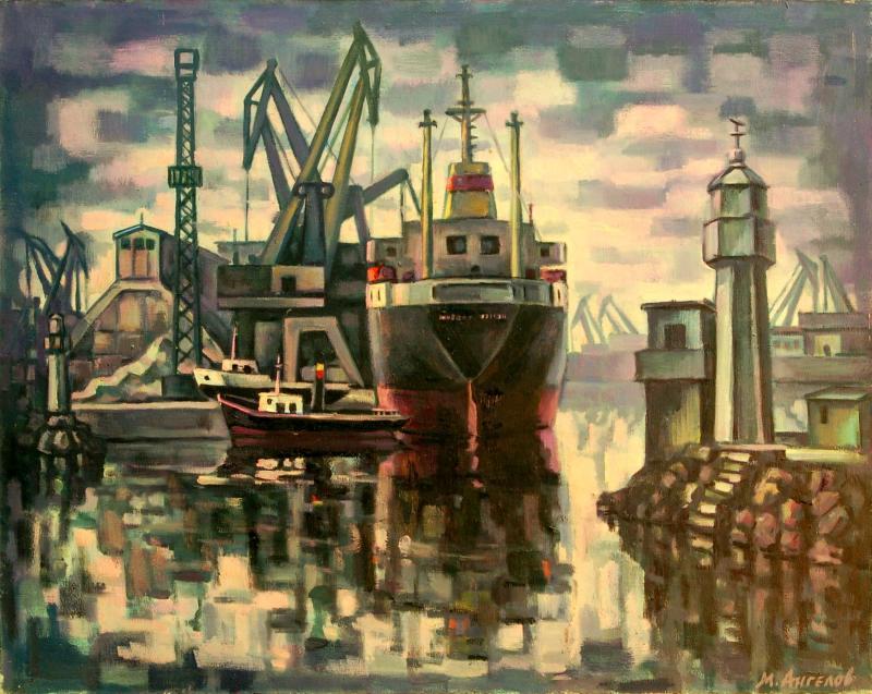 Пристанище изток