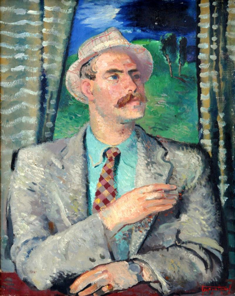 Портрет на Илия Пейков