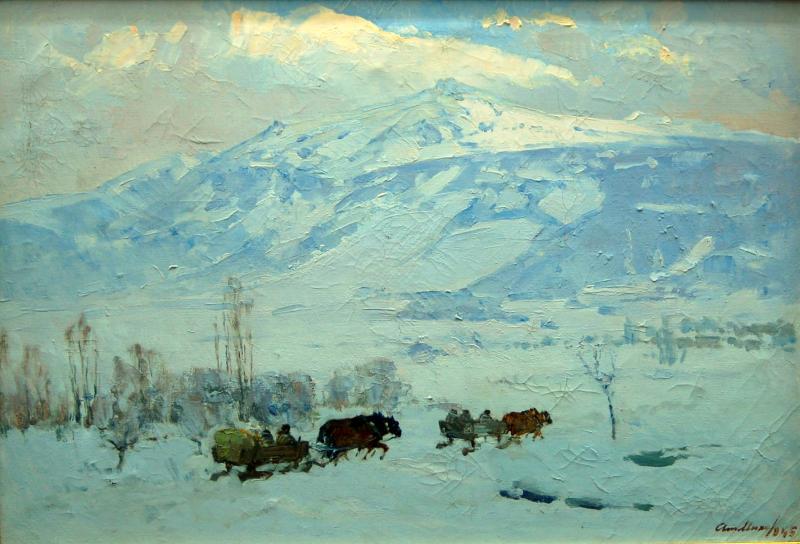 Витоша зима