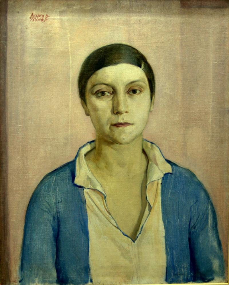 Портрет на Маша