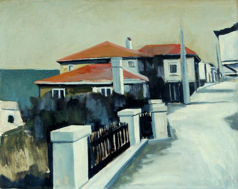 Пейзаж от Созопол