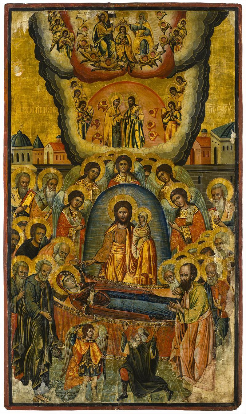 Успение Пресвета Богородица