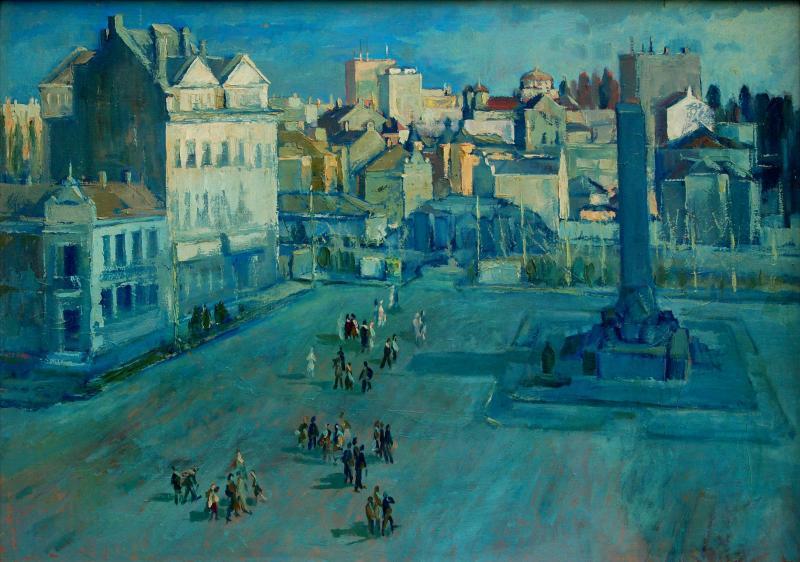 Площад Видин