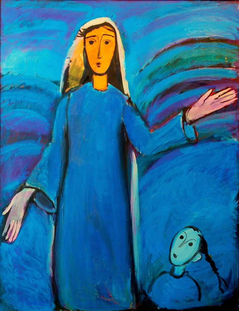 Майка с дете