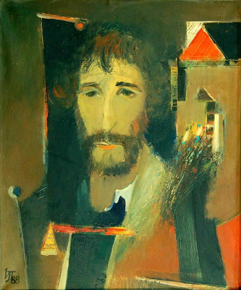 Портрет на Руси Стоянов